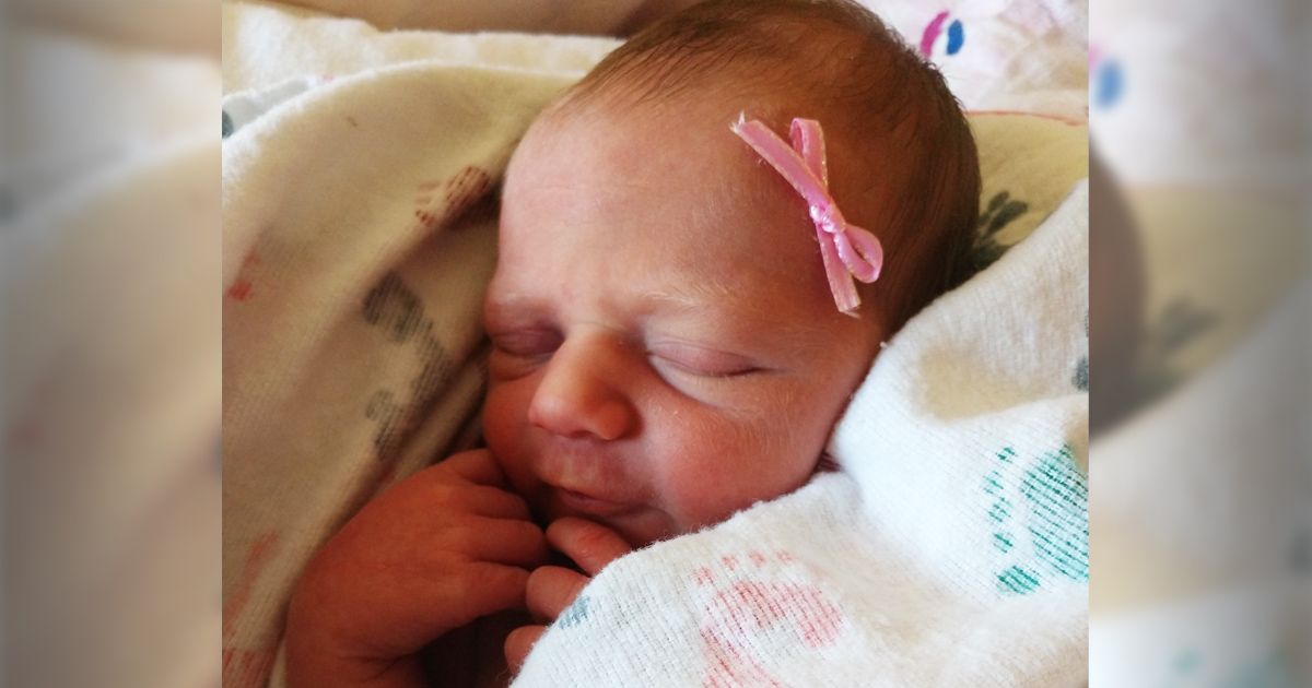 Birth Announcement: Ayva Marie Roberts