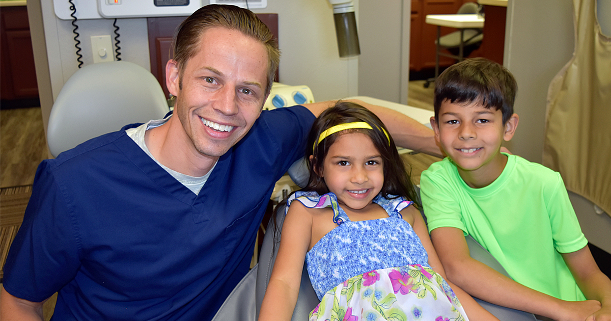 Pediatric Dentistry Comes To Rock Springs with Dr. Weston Jones