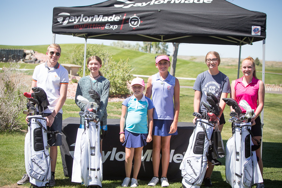 Kari's Access Partnership Awards Fitted Golf Clubs to Local Youth Golfers