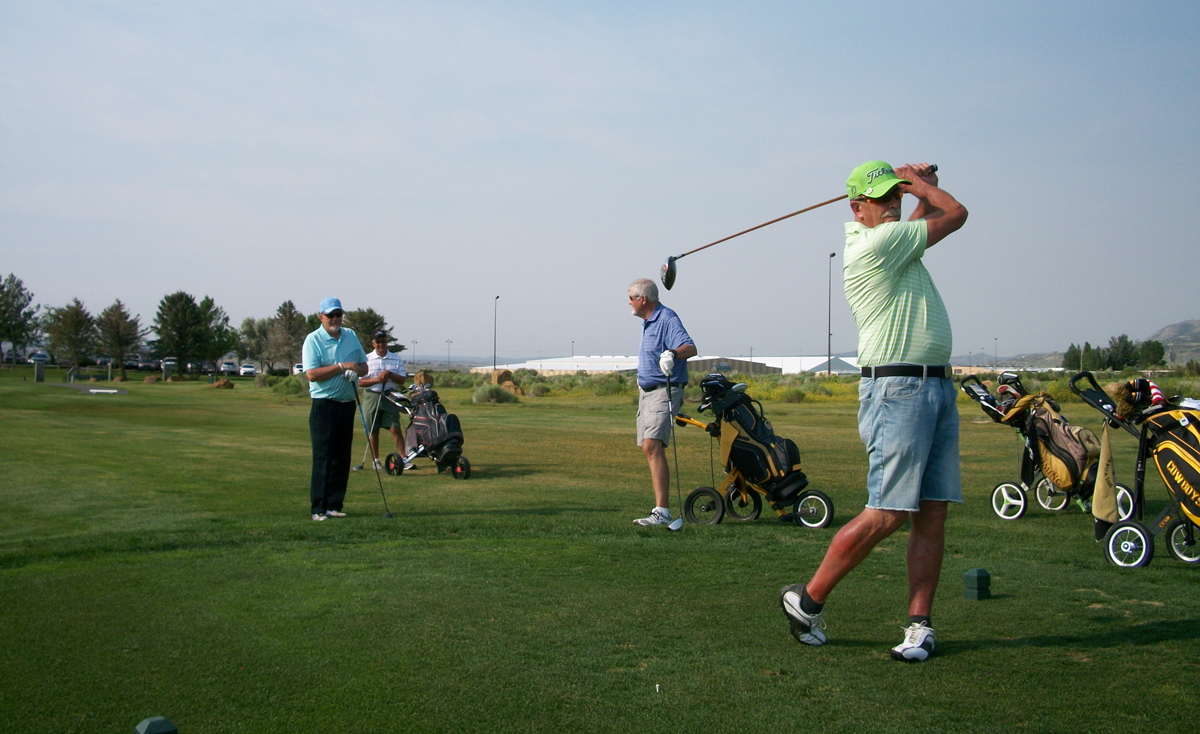 Winners of the Men's Senior Golf Association's June 28 Tournament Announced