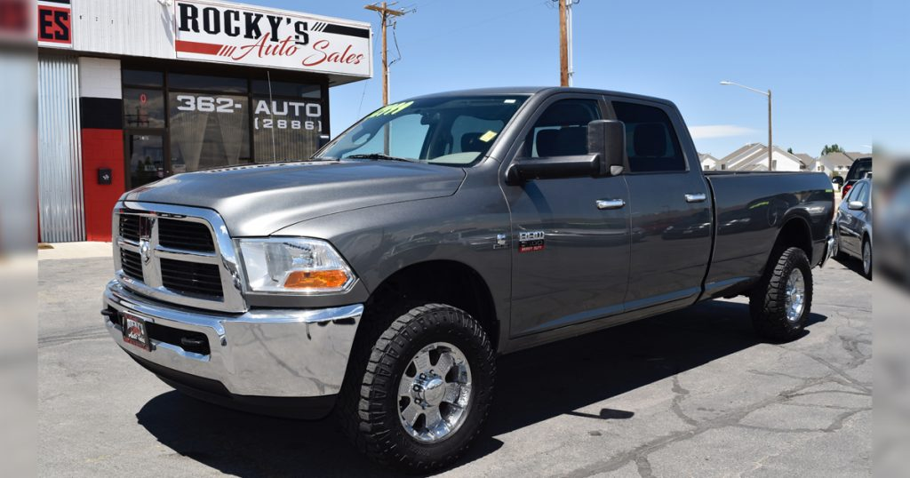 Rocky's is Knocking Out High Prices on The 2011 Dodge Ram 3500!