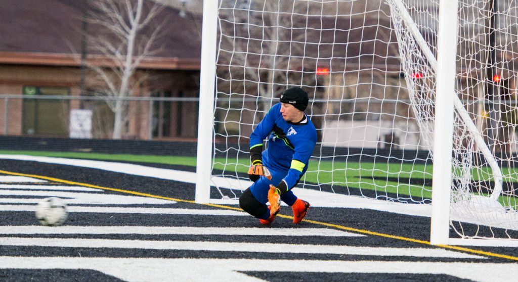 Green River's Patrick Marchal Earns Wyoming Boys Soccer Gatorade Player of the Year