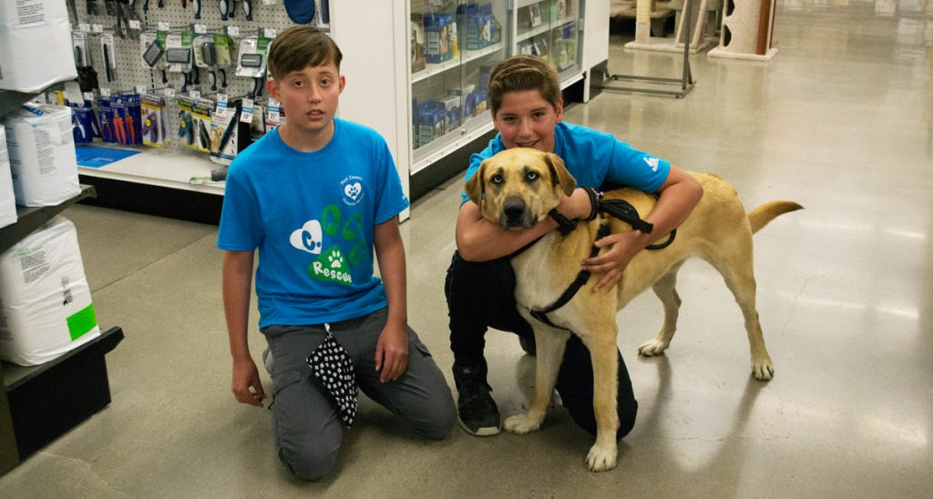 Red Desert Humane Society Educates Kids About Animal Rescue