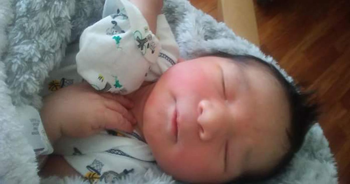 Birth Announcement: Steven Charles Roque