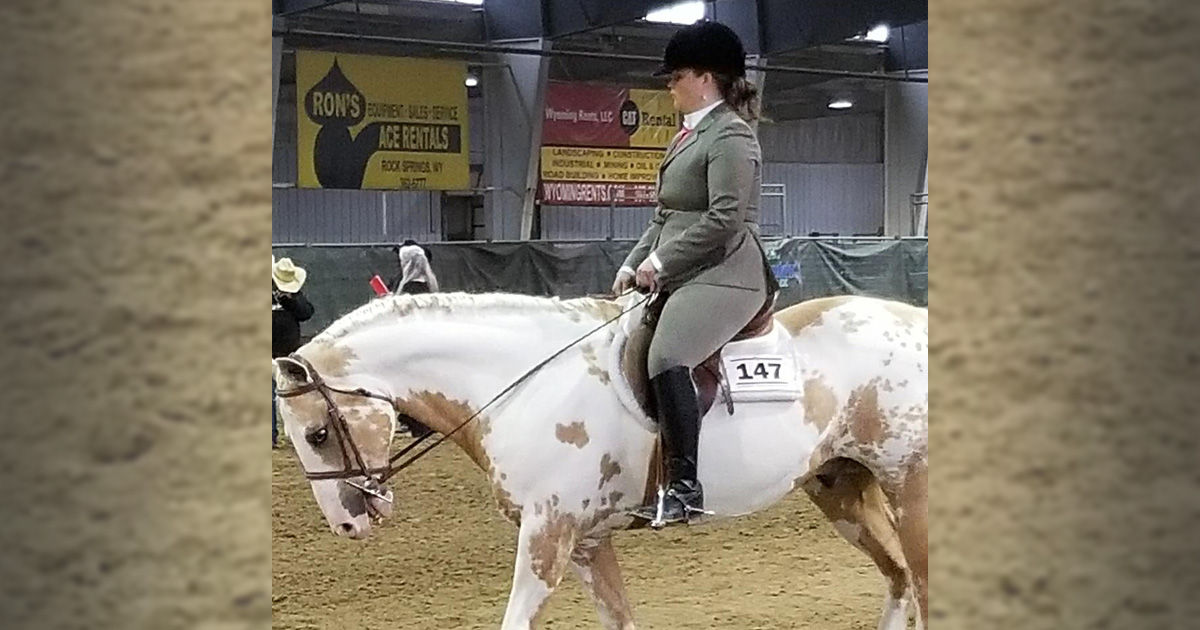 Barney Wins Hi-Point Buckle in Sweetwater Classic AQHA Horse Show