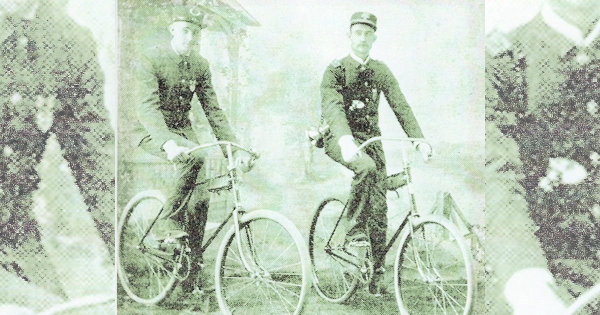 From Bicycles to Million-Dollar Fire Trucks: The Story of Local Firefighting (Part 1)