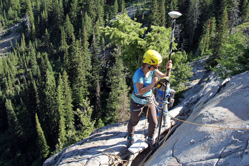 Areas of Grand Teton Closed After 100-foot Fissure Opens Up