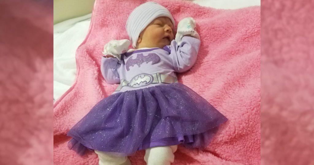 Birth Announcement: Kaylee Ann Hinton