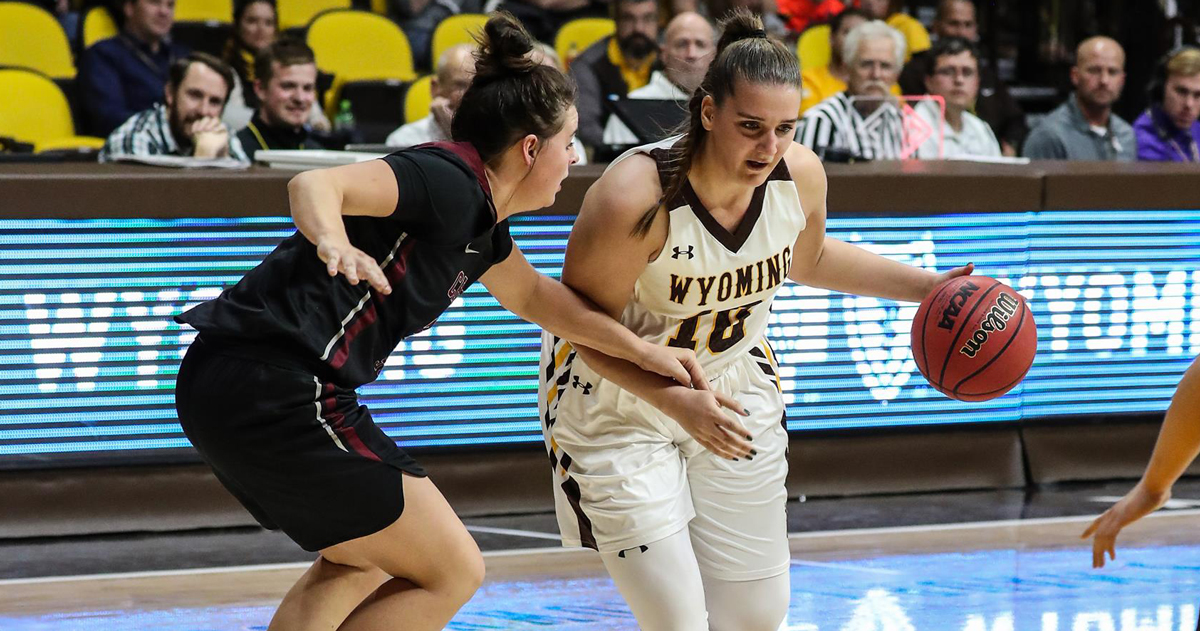 Three Cowgirl Basketball Players to Take Part in FIBA U20 Women's European Championships