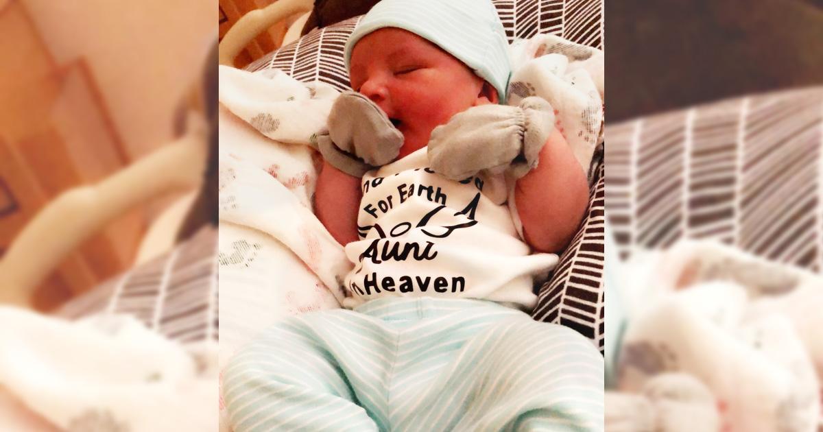Birth Announcement: Malakai Mateo Diaz