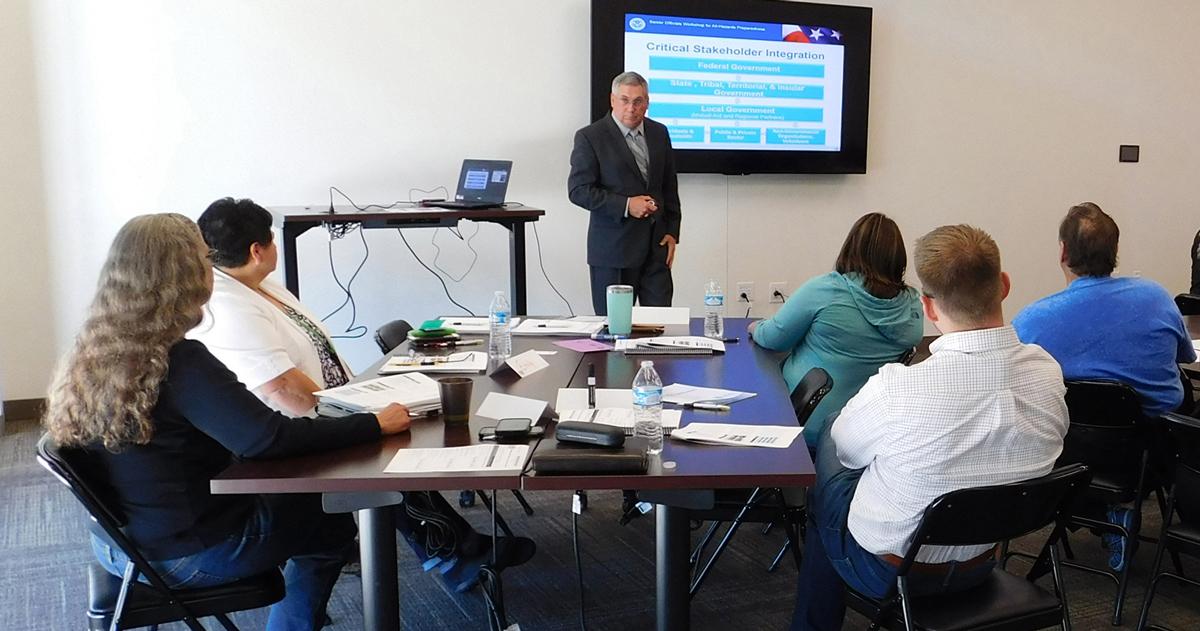 Disaster Management Training Set