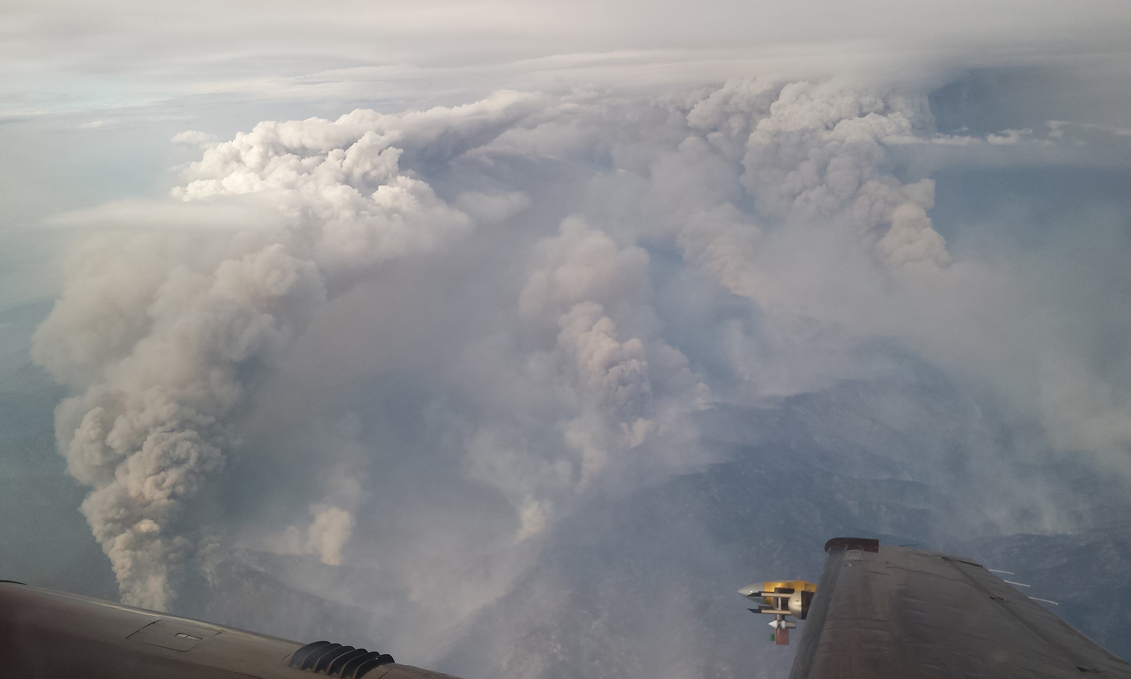 UW Scientists Go Airborne to Study Wildfire Smoke