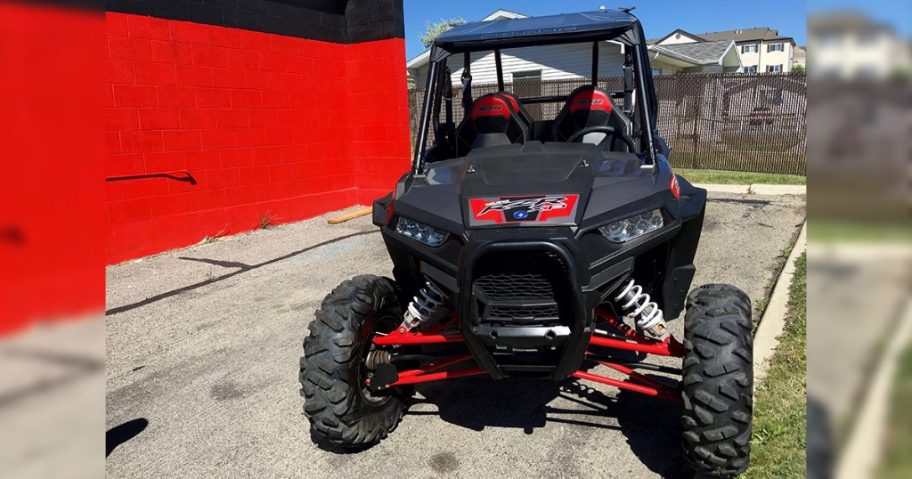 Rocky's is Knocking Out High Prices on The 2017 Polaris RZR 1000 XP