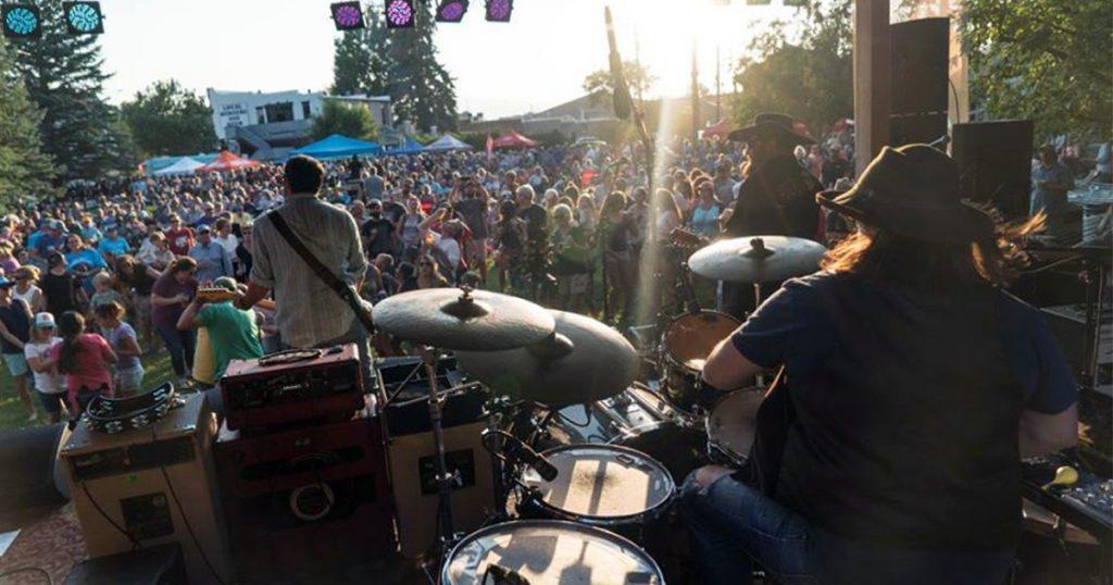 Lander LIVE Concert Series Brings Big Names to Wyoming