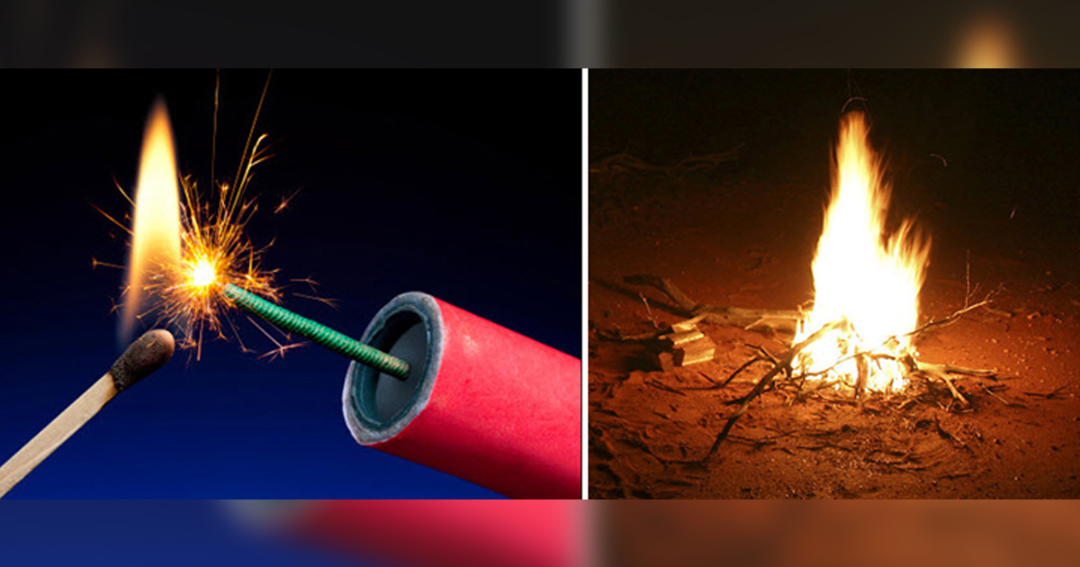 Sheriff & County Fire Warden Issue Fire, Fireworks Safety Advisory
