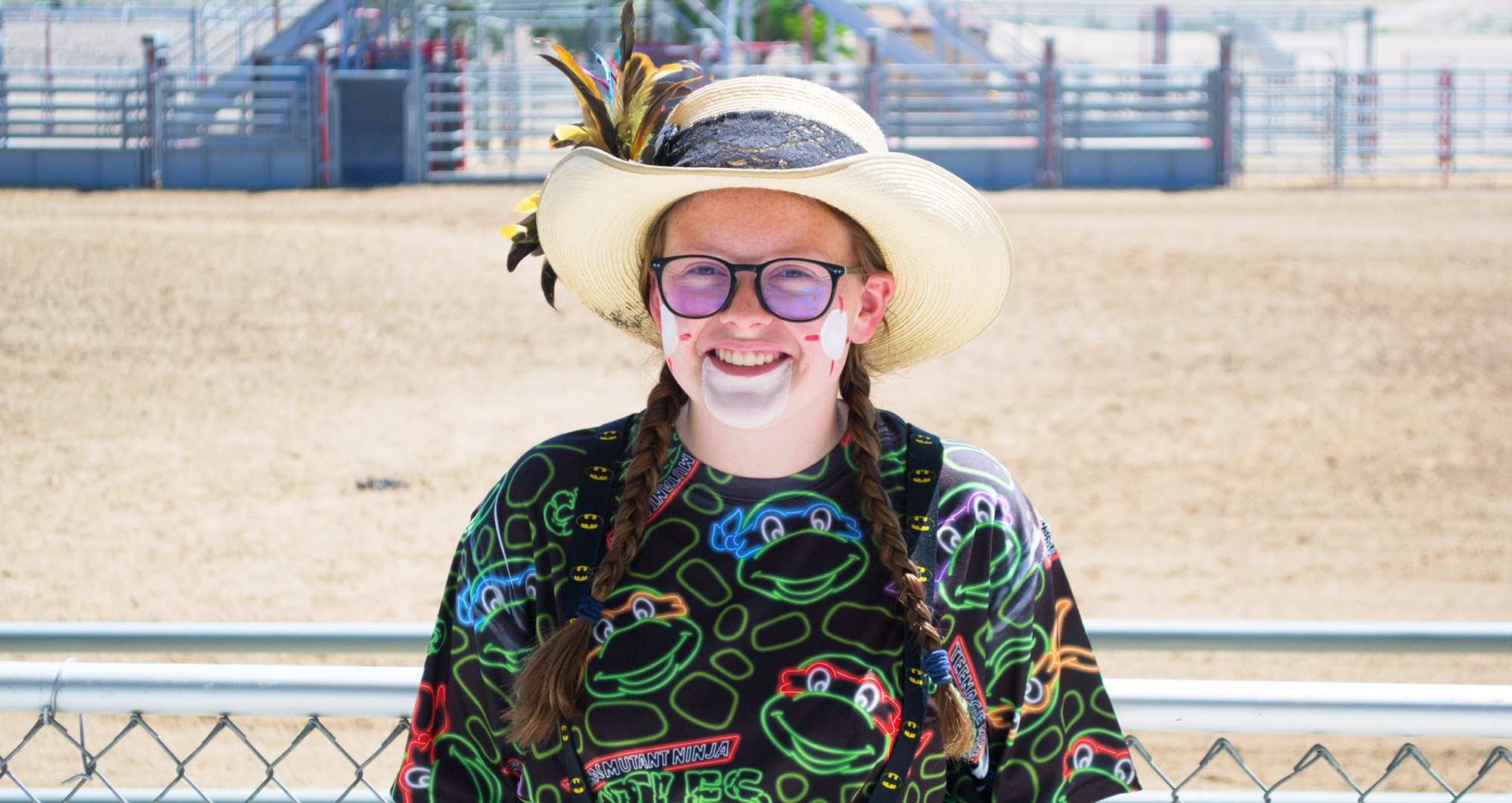 Clowning Around with Sweetwater County's Resident Rodeo Clown