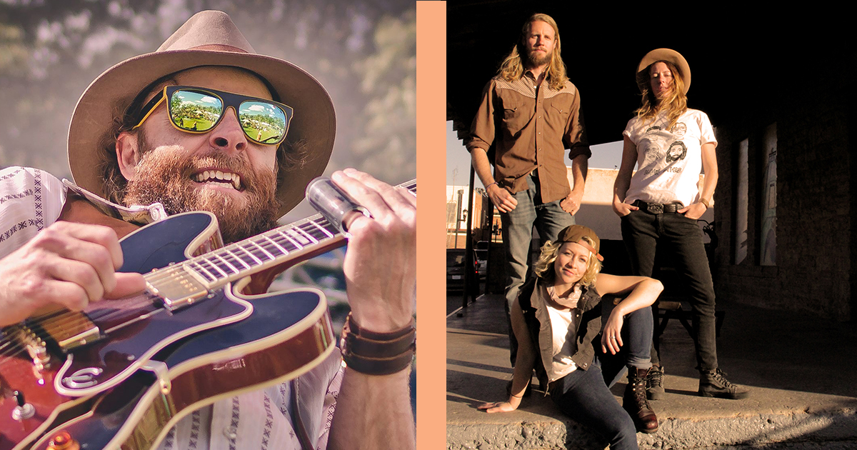 Pinedale's Wind River Mountain Fest Expands to 2 Full Nights of Music July 20-21!