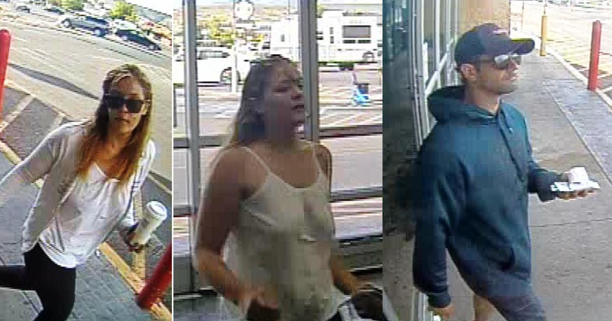 RSPD Seeks Help Identifying Suspects in a Larceny of a Wallet