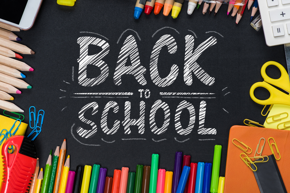 Sweetwater County School District #1 Welcomes You Back to School