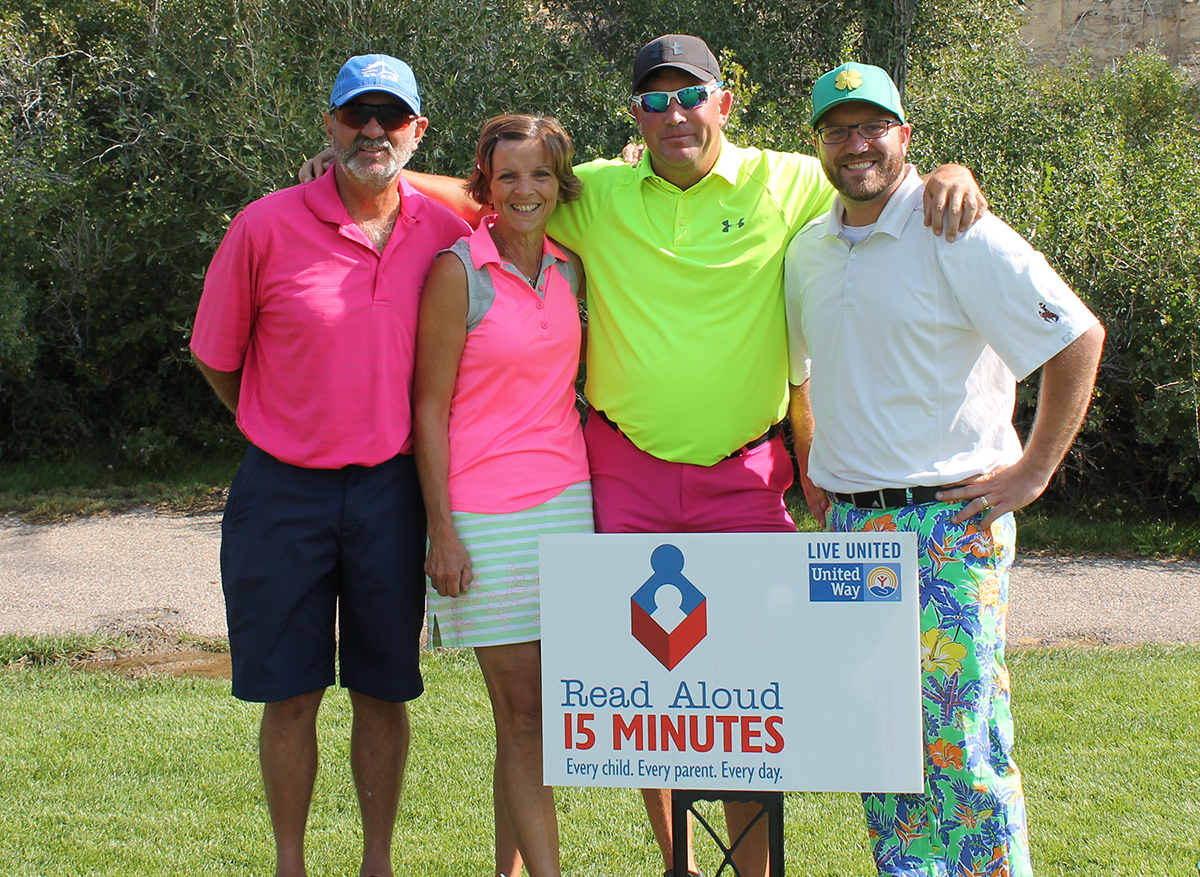 United Way Hosts 12th Annual Golf Tournament at Rolling Green on September 8