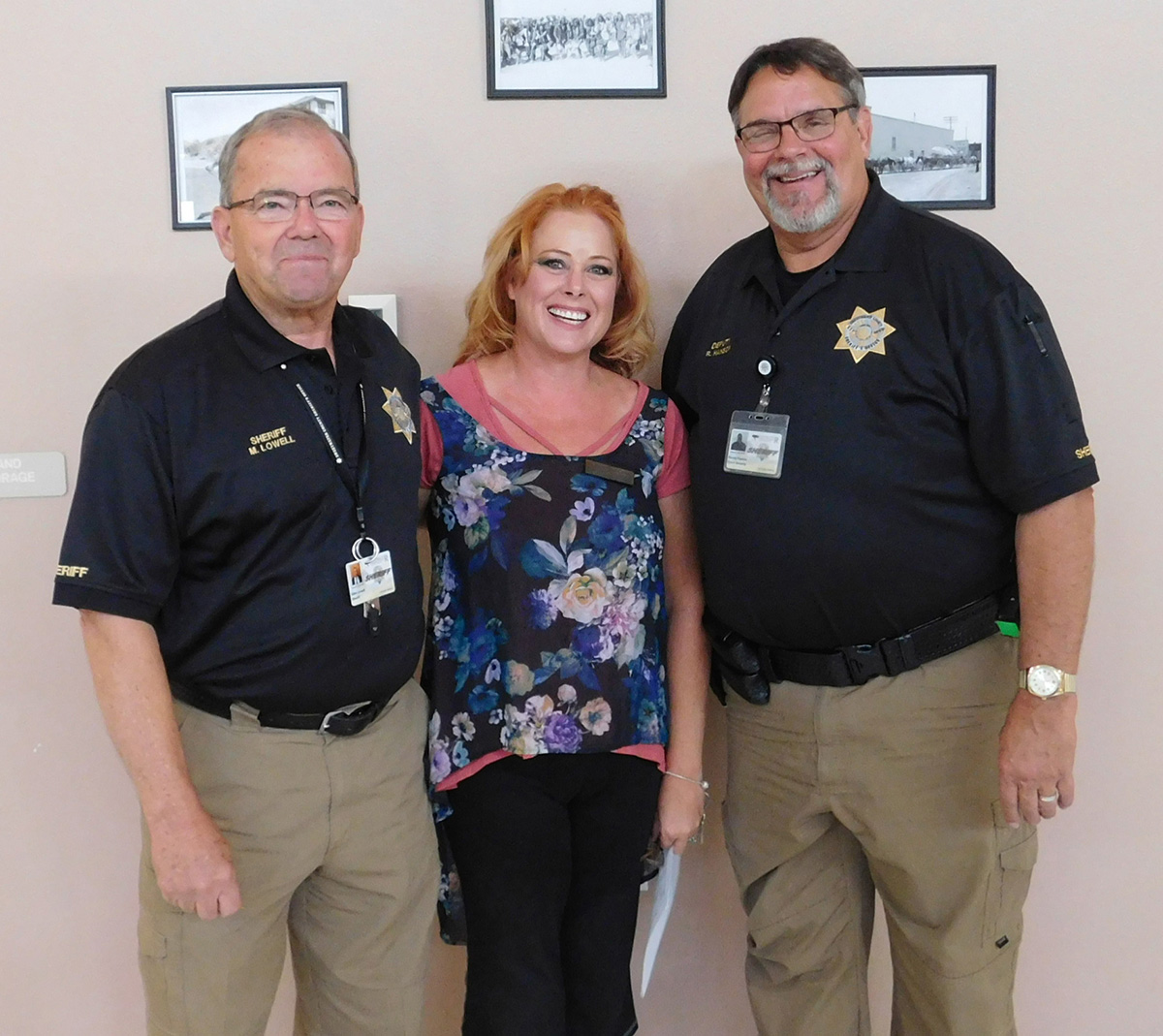 Sweetwater County Deputy Hanson Assigned as Special Liaison to Seniors