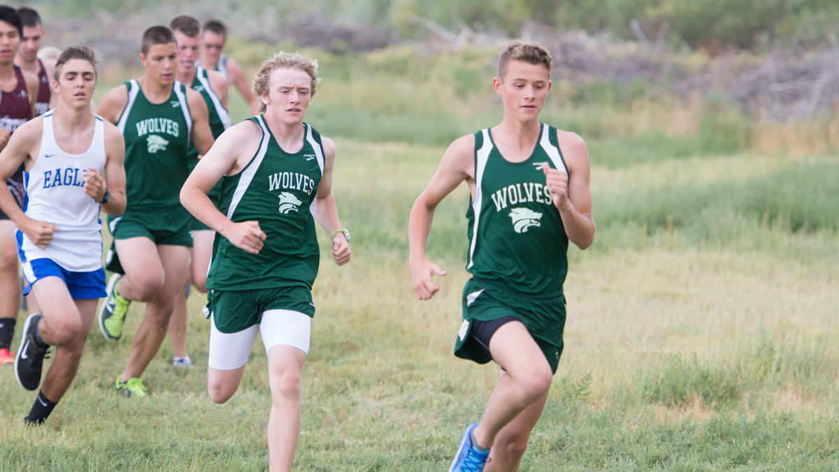 GRHS Cross Country Kicks the Season Off with Home Meet