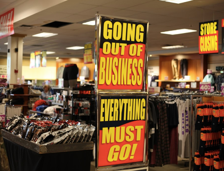 OPINION: JC Penney, Payless Shoes, K-Mart and Herbergers…Are Their Closures a Sign of Retail Doom?