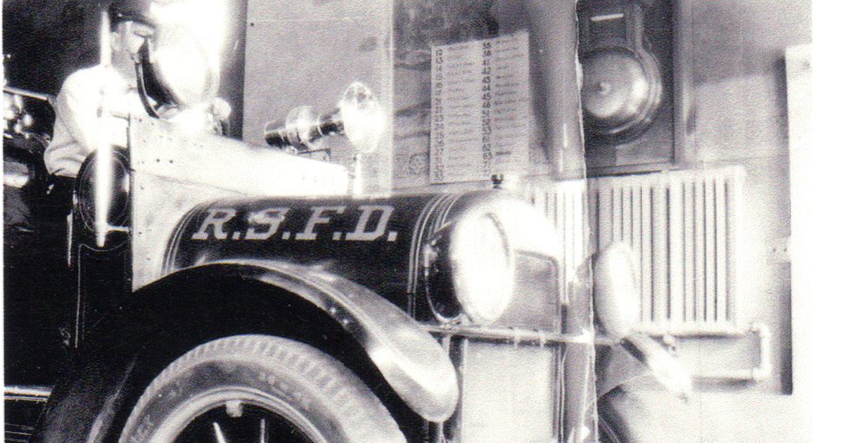 Clark Hose Company Becomes the Rock Springs Fire Department: The Story of Local Firefighting (Part 2)