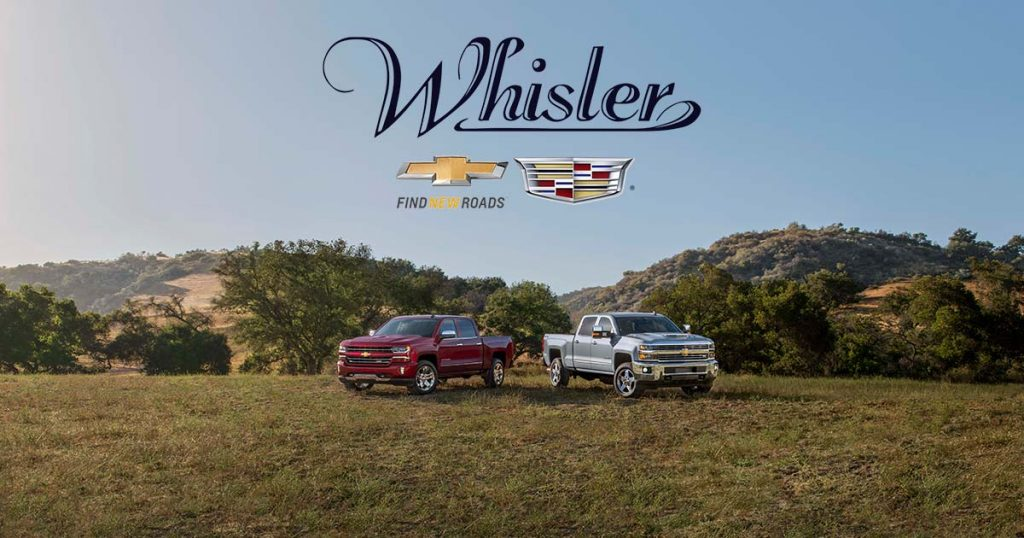 Whisler Chevrolet is Offering BIG Savings to Chevy Buyers Throughout the Month of August