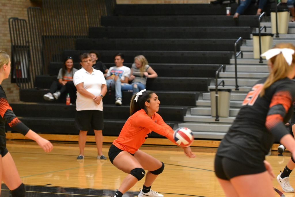 Red Devils Run Away With Match Against Tigers