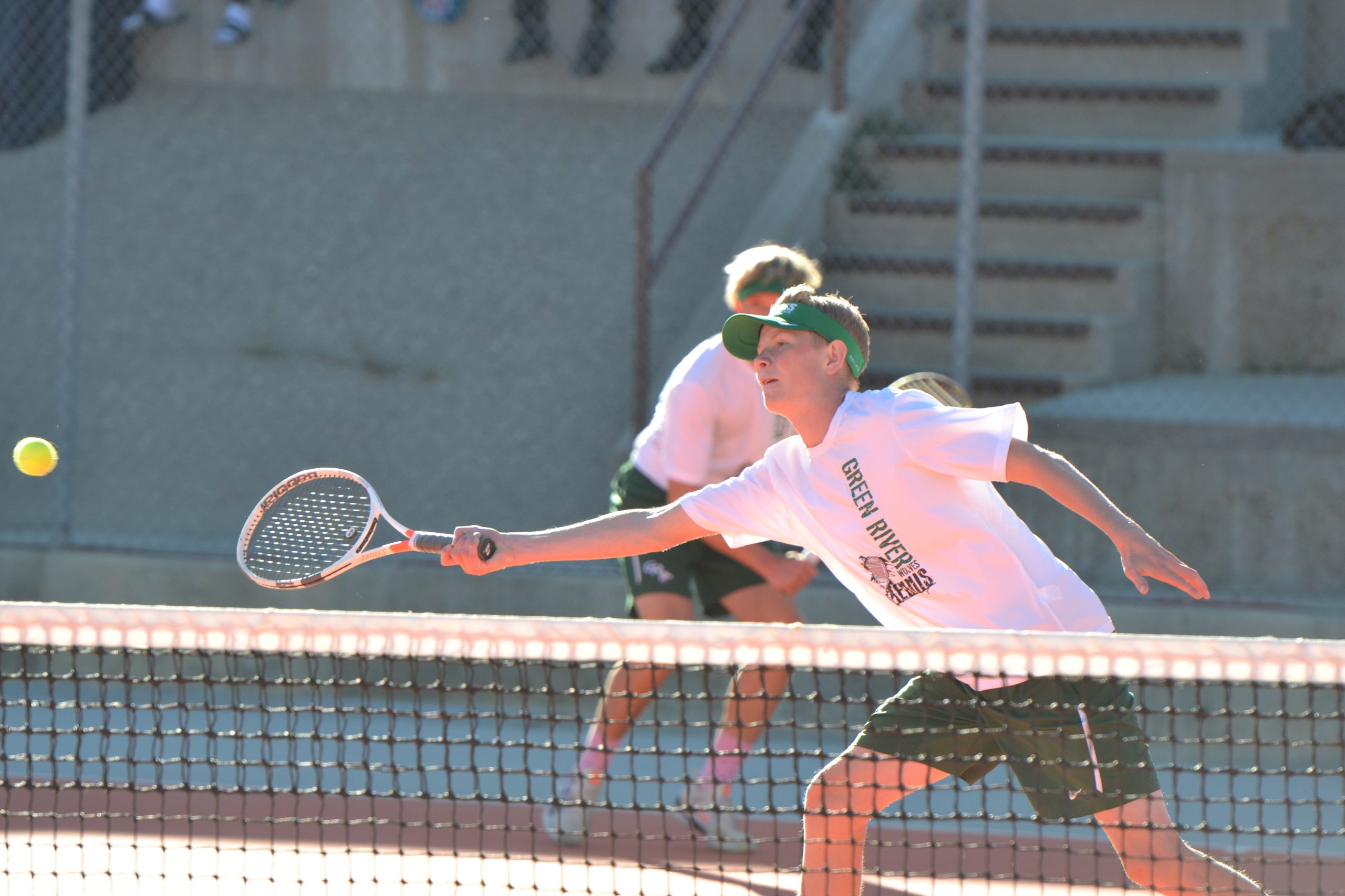 Tennis Results: RSHS and GRHS Participate in Regional Tournament