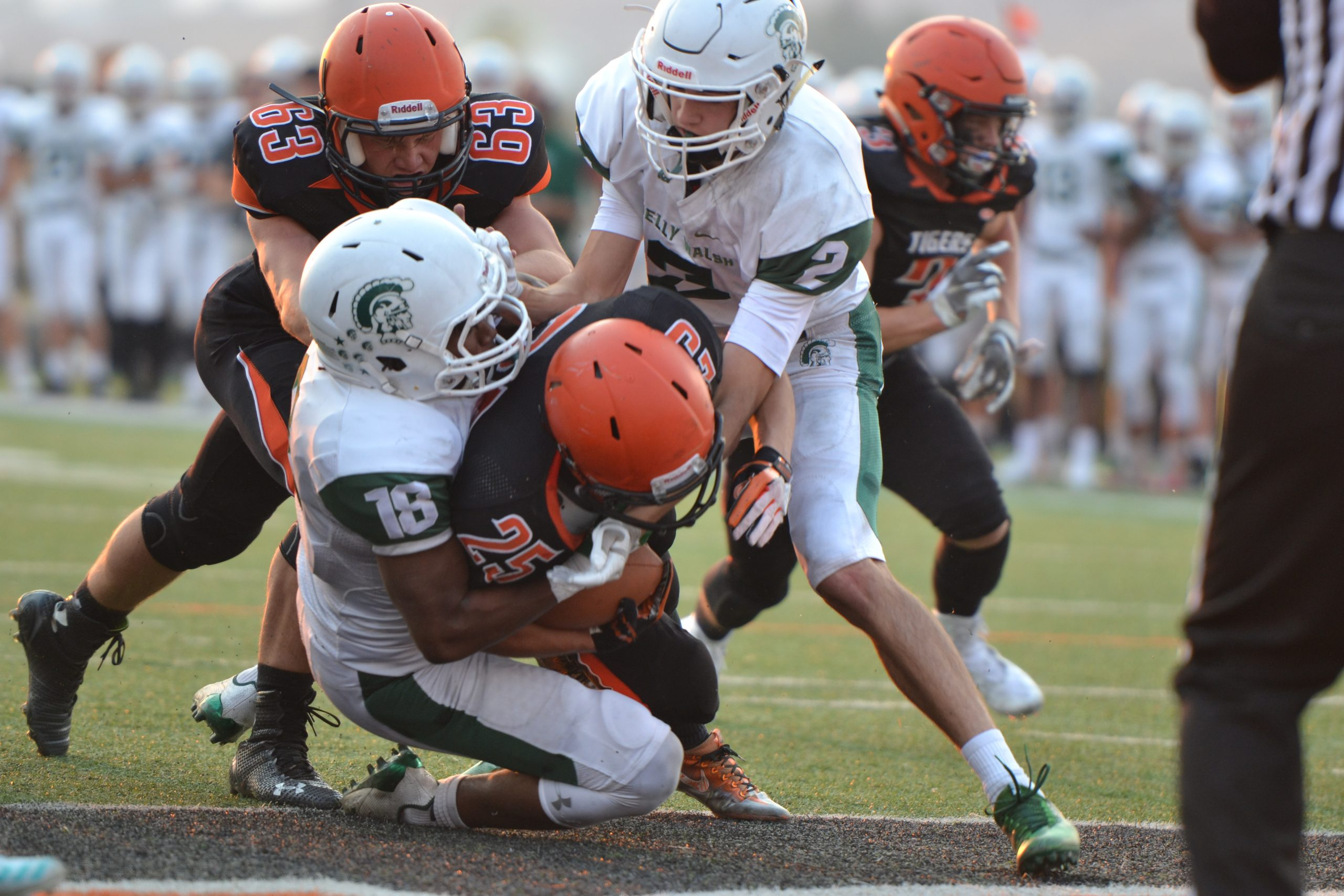 Rock Springs Wins Homecoming Game Against Kelly Walsh