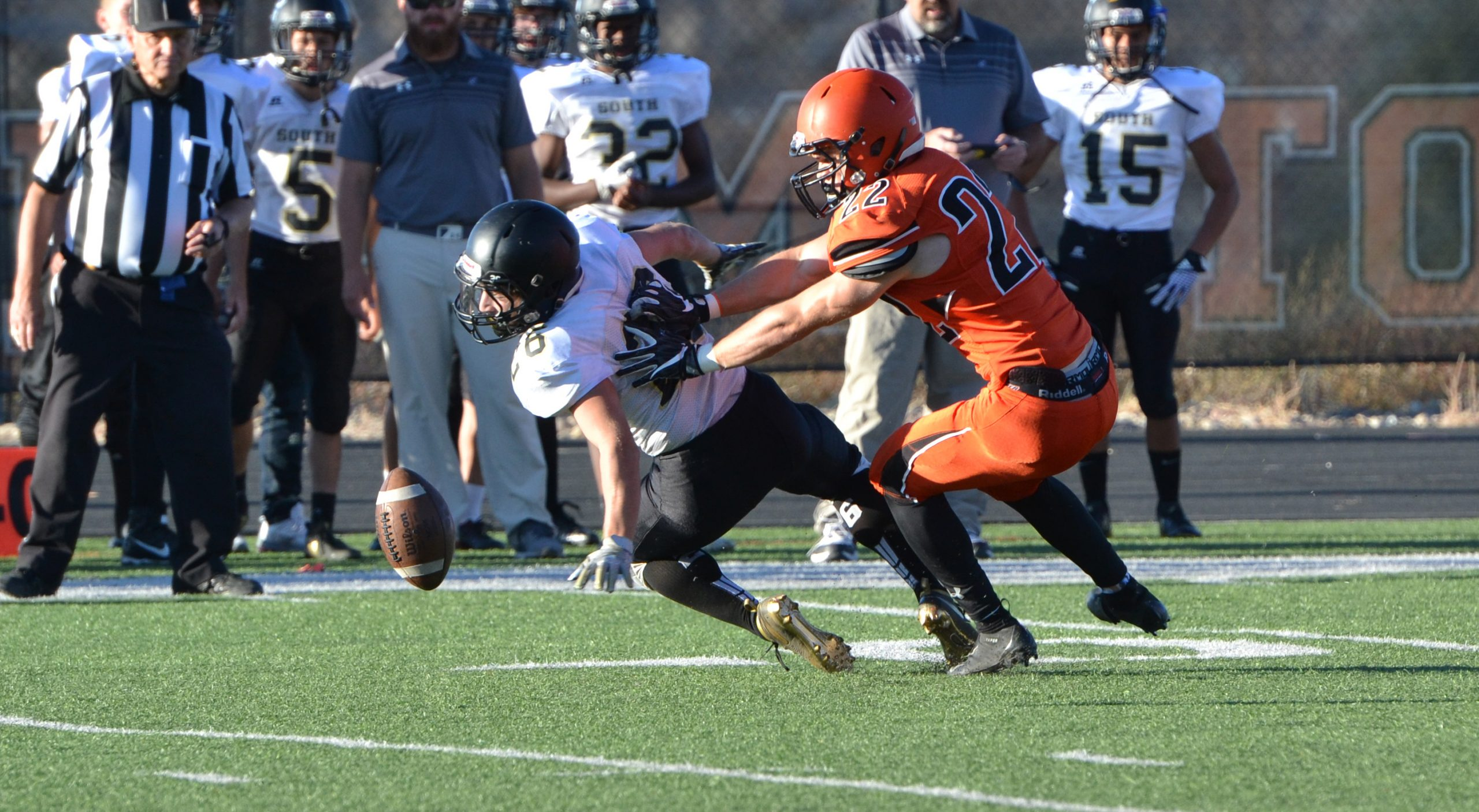 Tigers Defense Shutout Camels in 22-0 Win