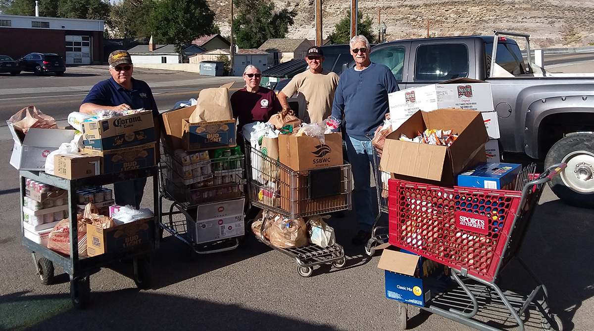 Local Residents Donate Generously at SWCLC Labor Day Picnic