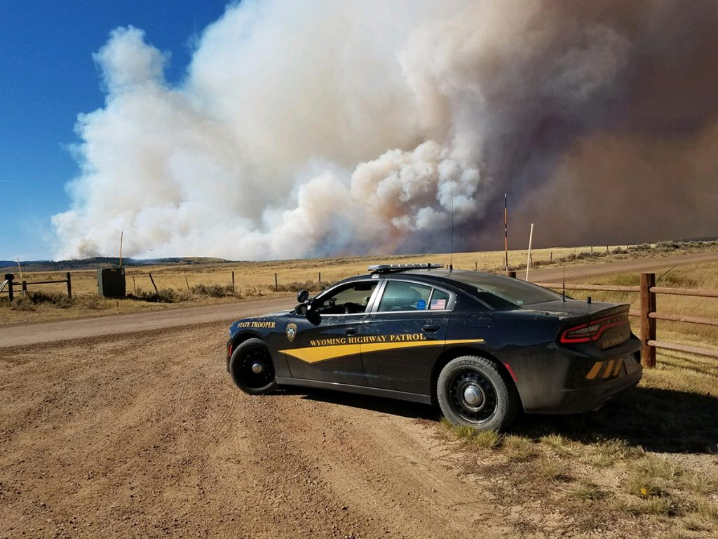 UPDATE: Roosevelt Fire Reaches 50,000 Acres; Crew Numbers Climb to 1,000