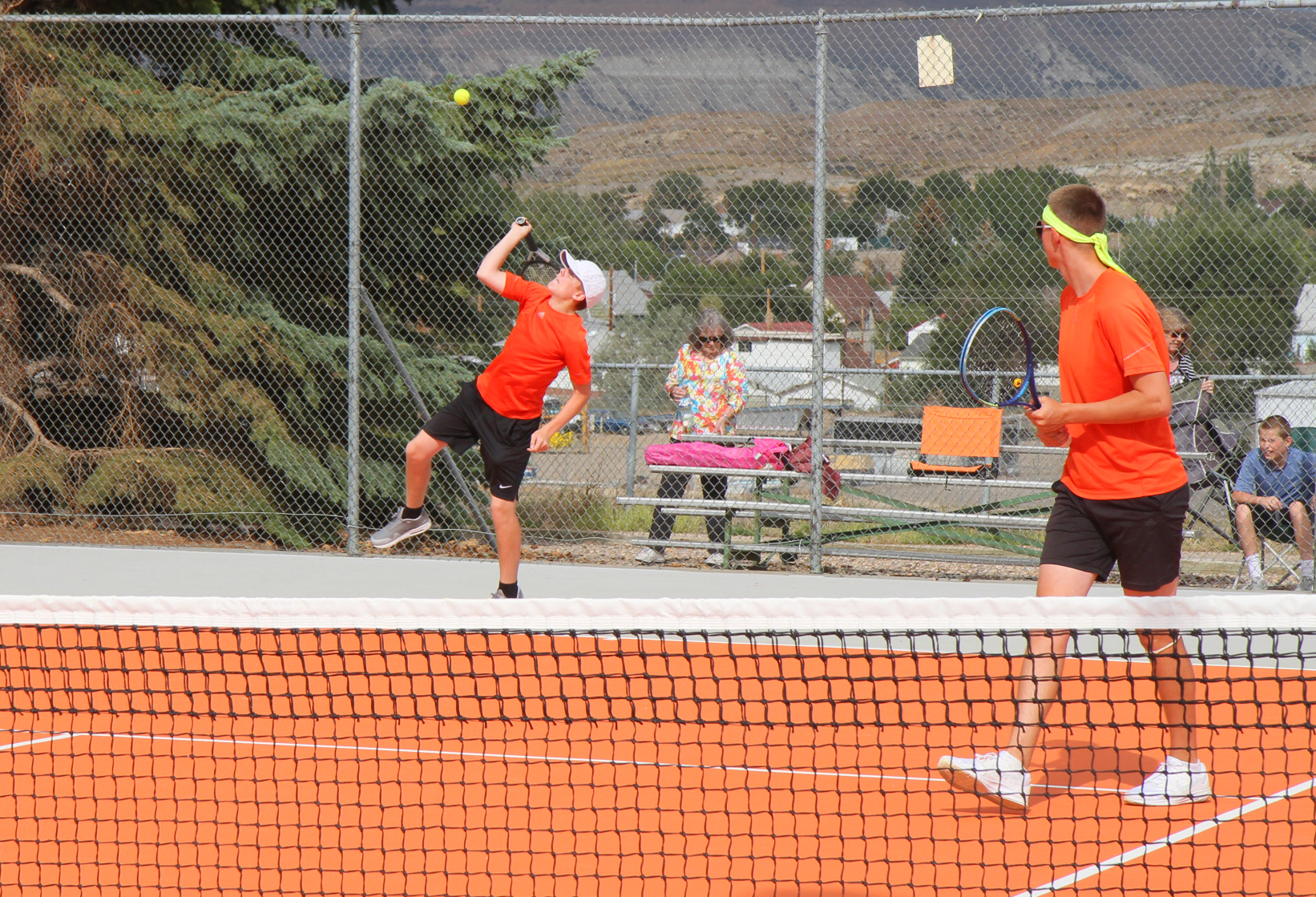 Tennis Results: RSHS Hosts Central and East Over the Weekend