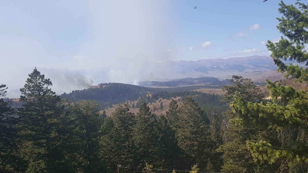 Battling the Blaze: Roosevelt Fire Nears 50,000 Acres, only 25% contained