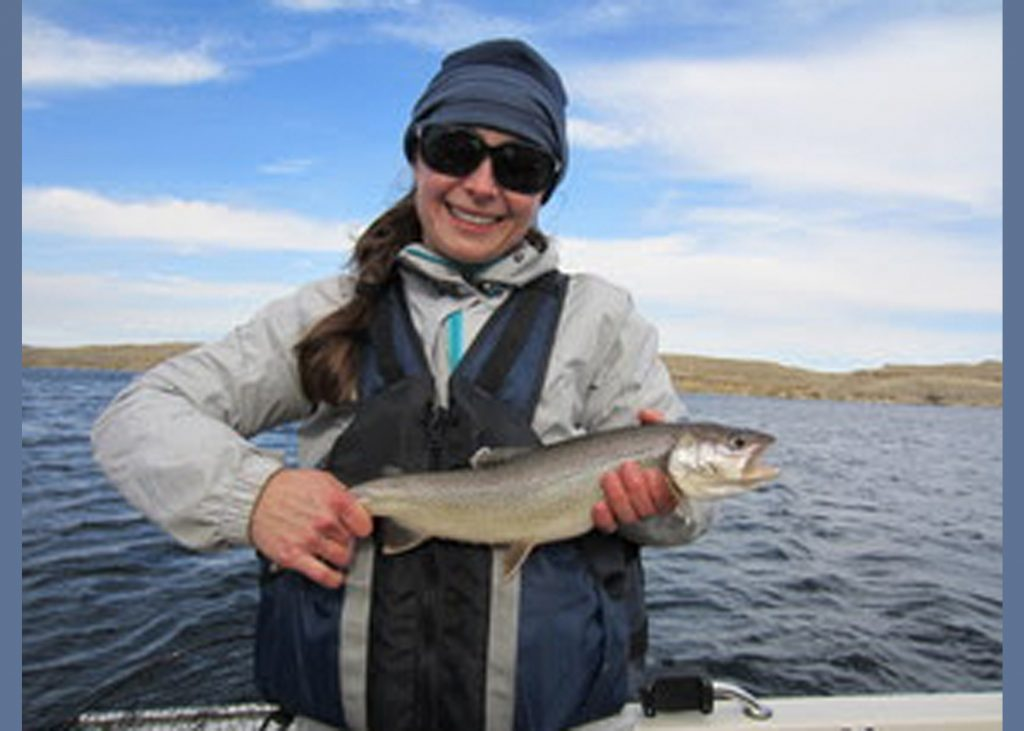 Lake Trout Fishing Heats Up As Water Cools In Flaming Gorge Reservoir