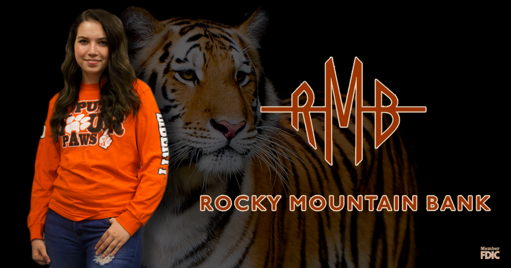 RSHS Invested Student of the Month: Liberty Eddy