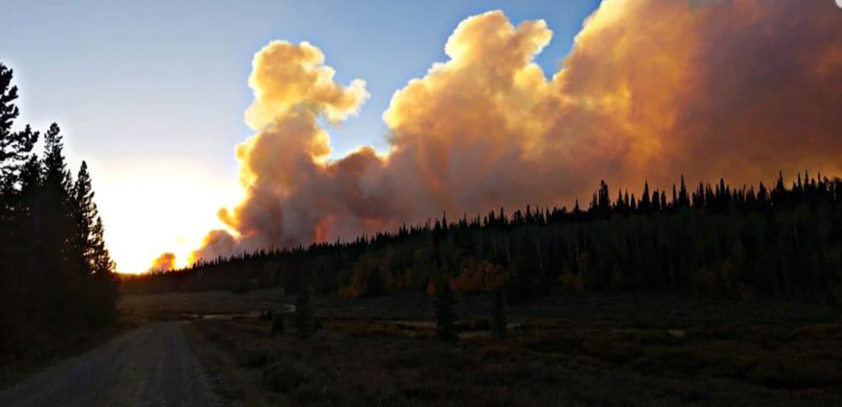Update: Hoback Ranches Ordered to Evacuate