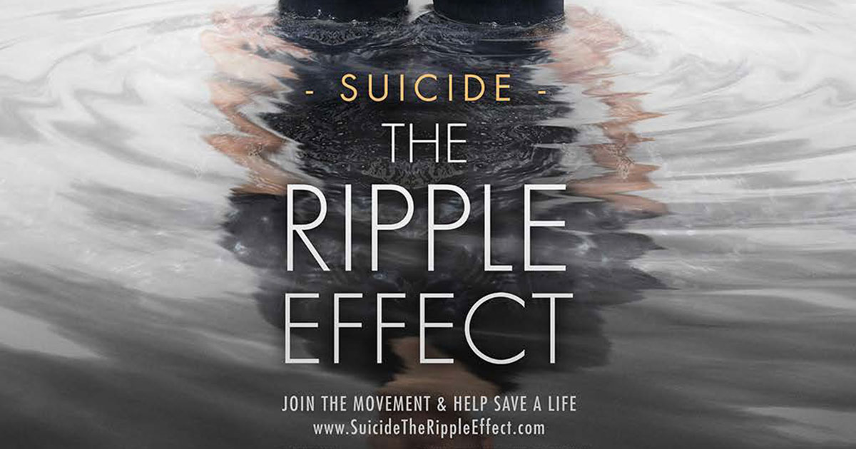 """Rock Springs to Host """"Suicide, the Ripple Effect"""" Film"""