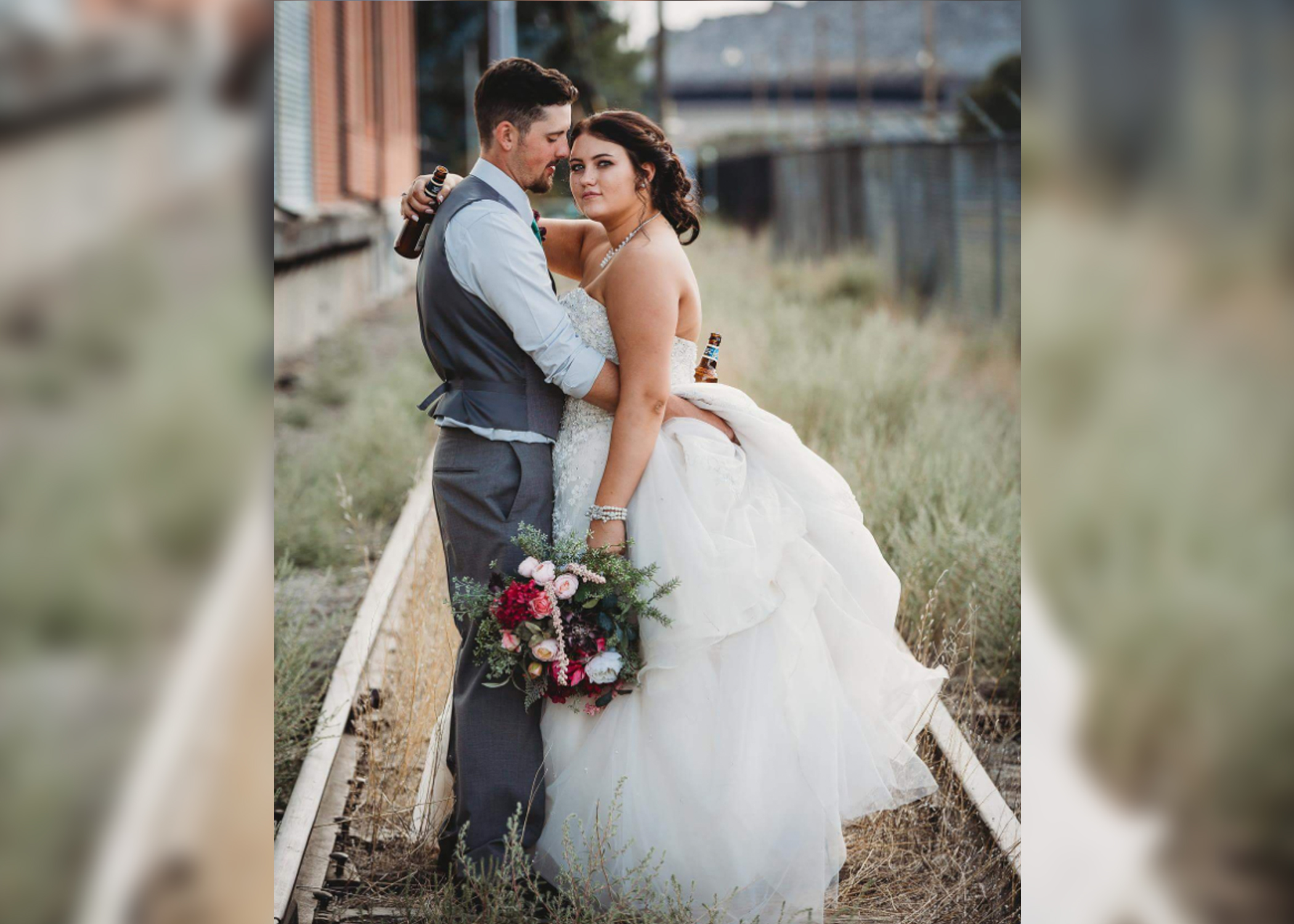 Adam and Kayla Ann Fitzgerald Announce Nuptials
