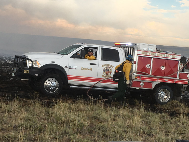 Commissioners Approve Additional Staffing for County Fire Department