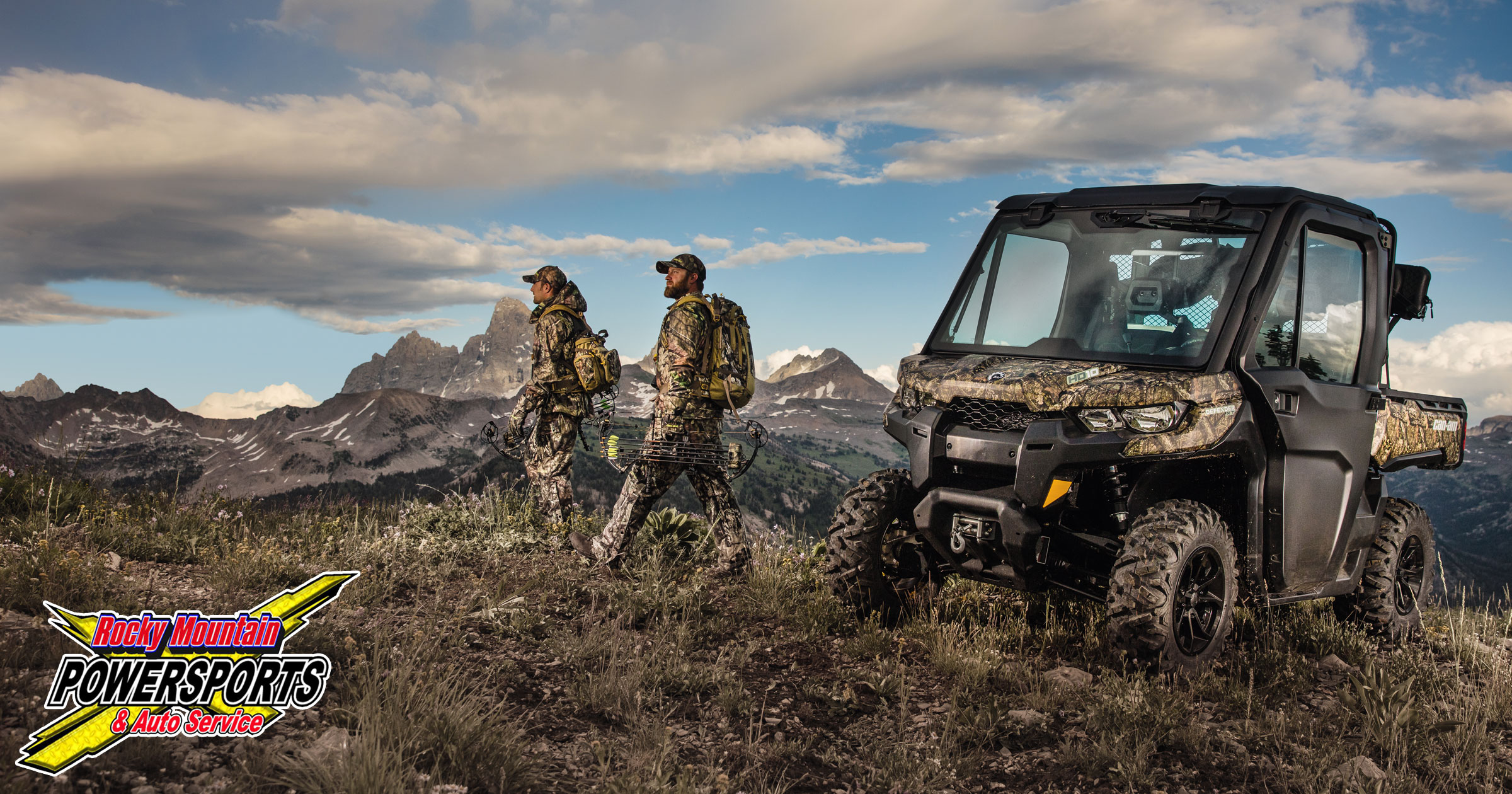 Win a 6.5 Creedmoor from Rocky Mountain Powersports in September