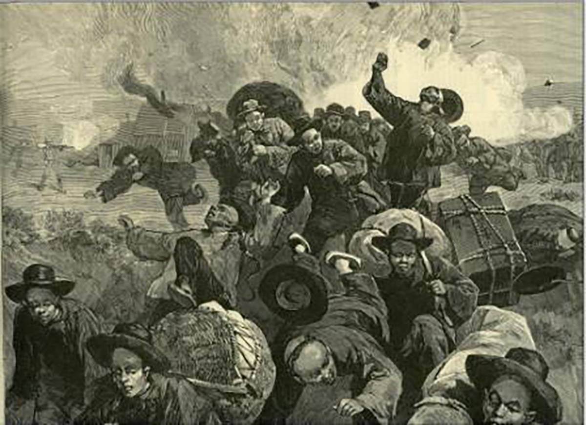 The 1885 Chinese Massacre—Not Rock Springs' Finest Hour: Part 1