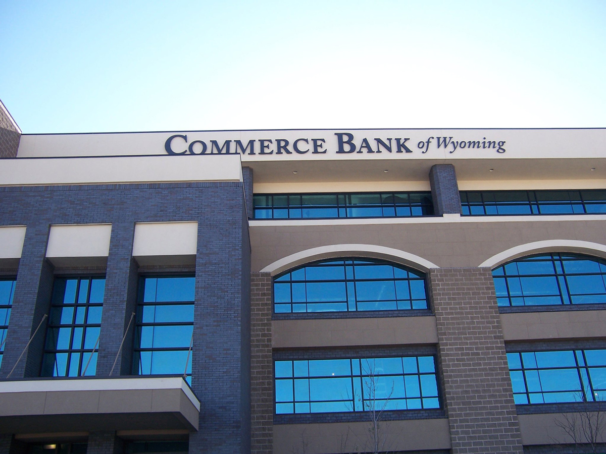 "Commerce Bank of Wyoming  Nominates Hospice of Sweetwater County for ""My Fair Share"" Donation"