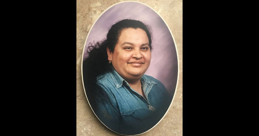 Neri Rodriguez- Juarez de Flores (June 8, 1963 – September 15, 2018)