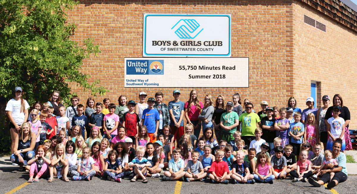 Boys & Girls Club of Sweetwater County Receives Grant