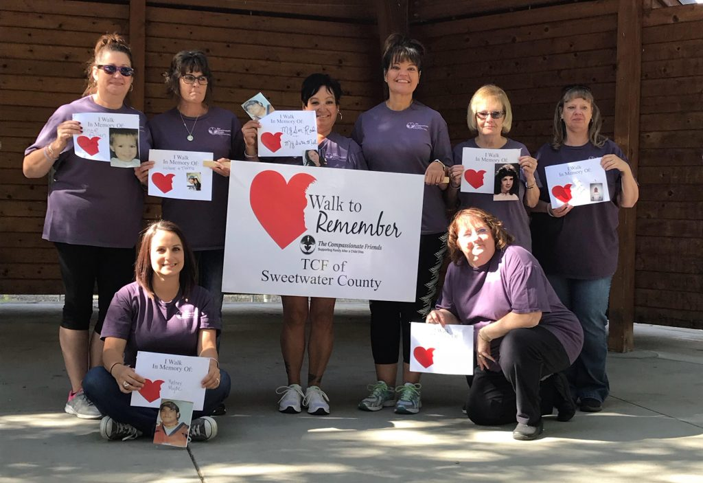 Local Group Focuses to Help People Cope With Death