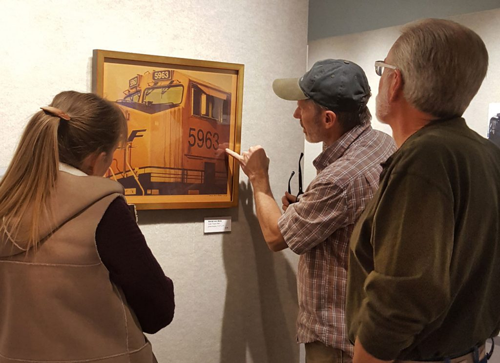 Local Artists Share Their Work at CFAC